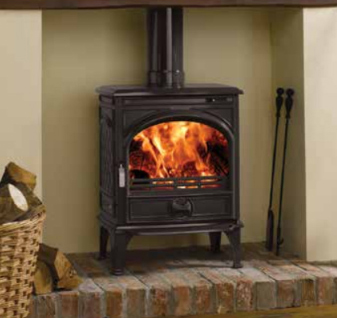 Dovre 425 Multi-Fuel and Wood Stove